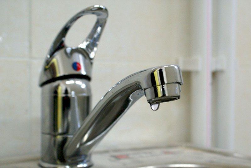 Подачу воды ограничат в связи с ремонтными