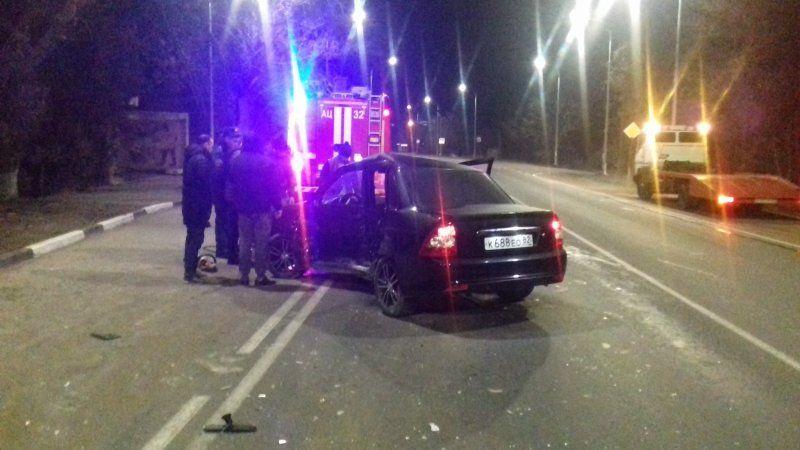 Вечернее ДТП на дороге «Старый Крым – Изюмовка»: двое пострадавших