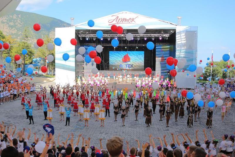 Артековцы проведут акцию в знак поддержки российских спортсменов