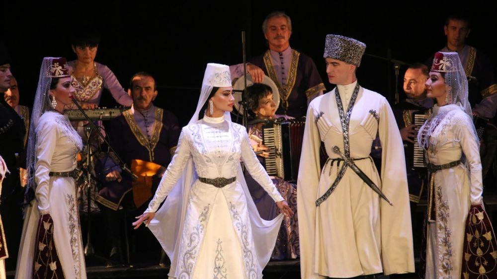 Минкульт РК оказал содействие в проведении культурной программы Дня Северной Осетии в Республике Крым
