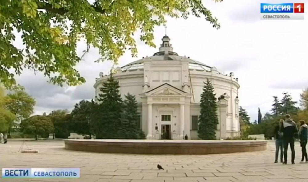 Часть панорамы «Оборона Севастополя» покажут в музее Москвы