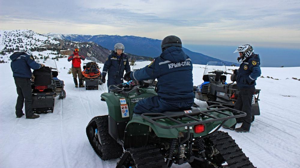 Сергей Шахов: В случае необходимости в зимний период в местах массового отдыха туристов будут оперативно организованы аварийно-спасательные посты