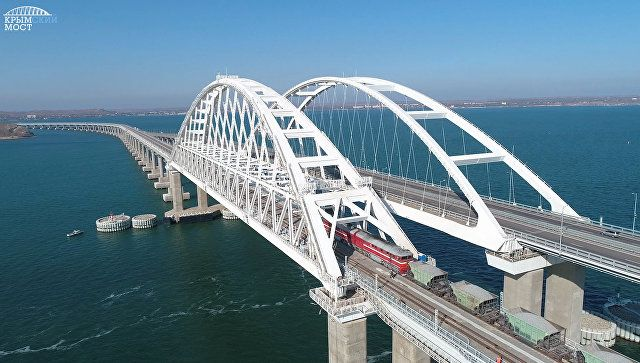 В Госдуме анонсировали новый железнодорожный маршрут в Крым