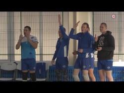 В Севастополе стартовал первый в истории Кубок Южного военного округа по волейболу