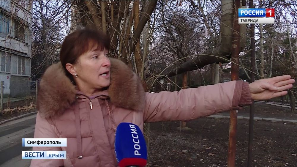 Безопасного прохода нет: жители Симферополя вынуждены ходить по проезжей части