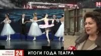 В Крыму закрывают Год театра