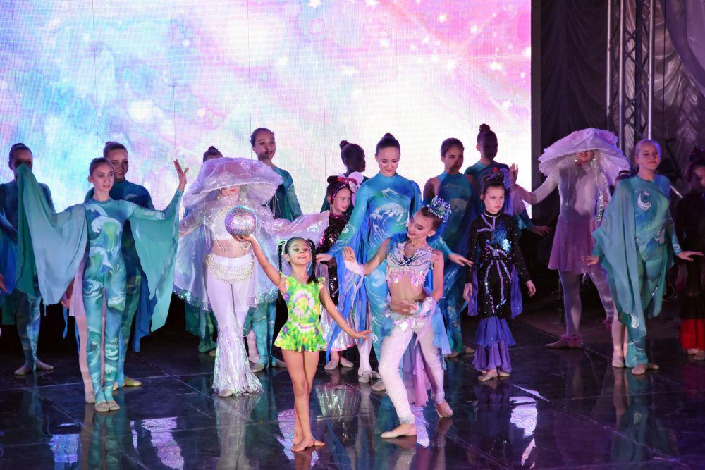 Крым в сердцах юных талантов!