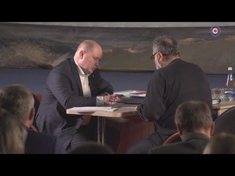 ВРИО губернатора Севастополя Михаил Развожаев встретился с жителями города