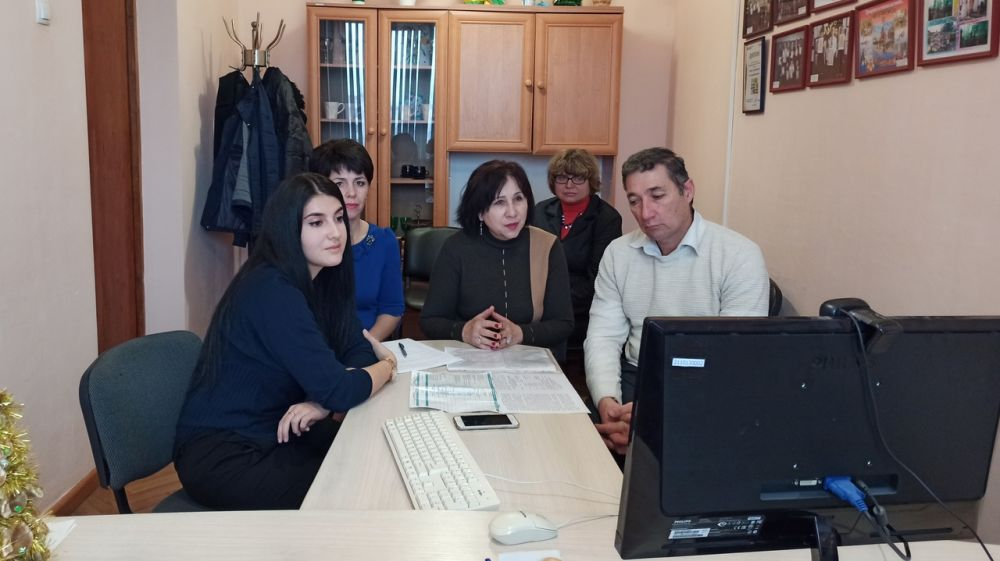 В Красноперекопском районе состоялась профориентационная онлайн видеоконференция «Учись и работай в Крыму»