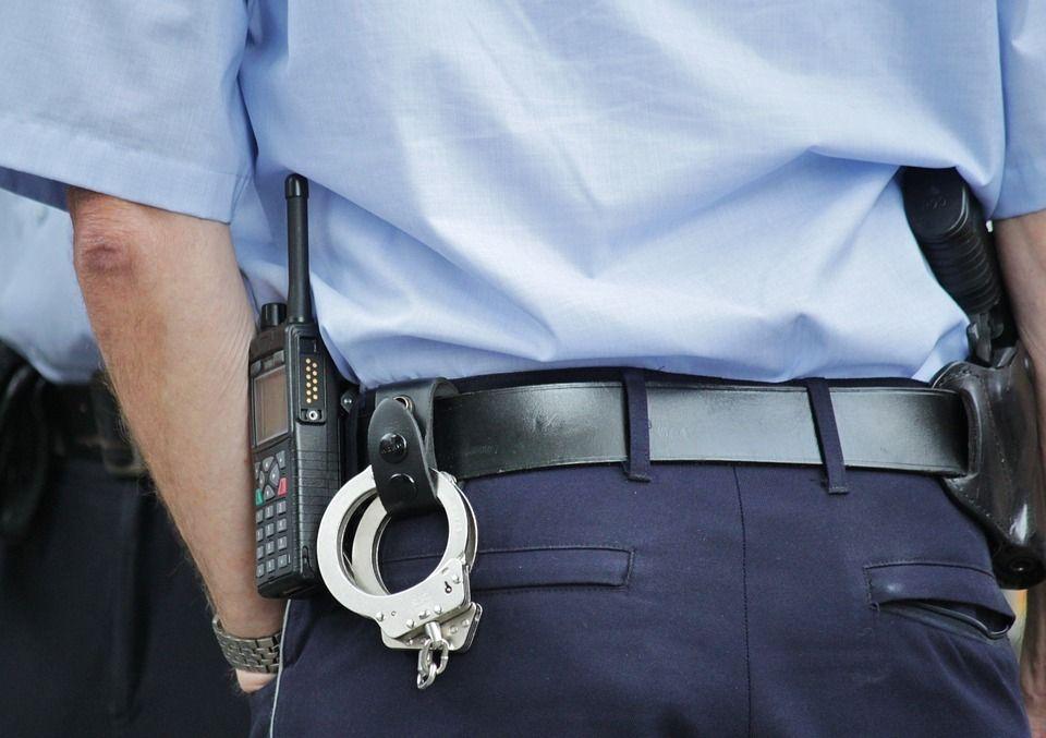 Крымские полицейские поймали вора-рецидивиста