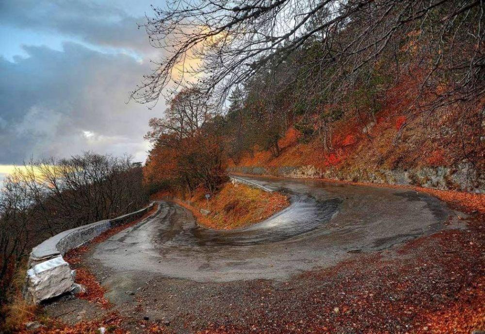 МЧС предупреждает водителей об ухудшении дорожной обстановки из-за погоды