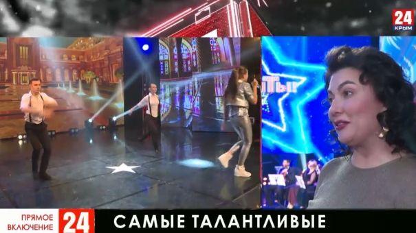 """Шоу """"ТаланТы"""" - качественный и очень честный проект – министр культуры Крыма"""
