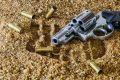 В Севастополе полиция изъяла взрывчатку и незаконное оружие