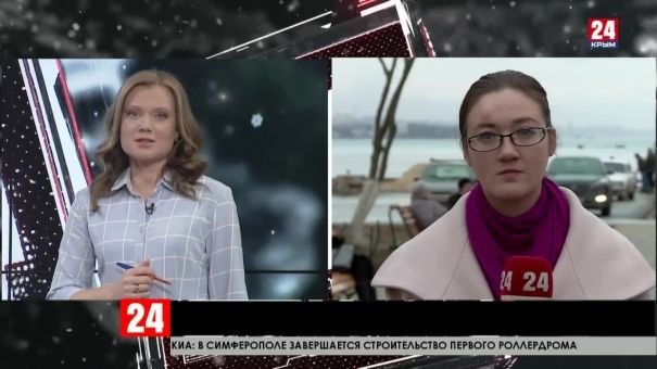 В Керчи открыли памятник первым обмерщикам пролива