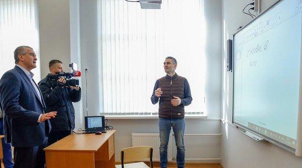 Школа в симферопольской «Жигулиной роще» откроет двери ученикам в следующем учебном году