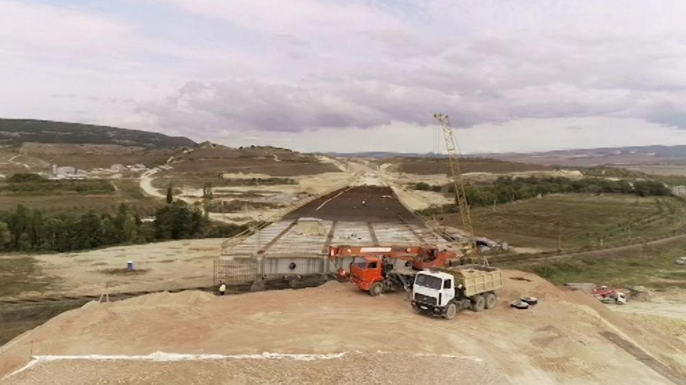 Стоимость строительства севастопольского этапа «Тавриды» станет известна до конца года