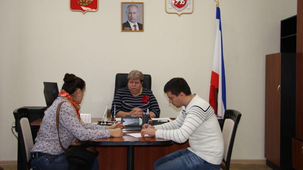 Людмила Пучкова провела личный прием граждан