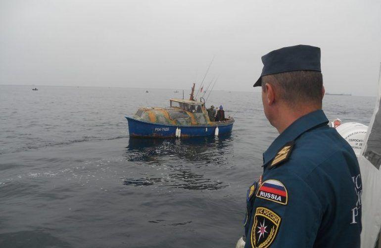 Сотрудники ГИМС проводят рейды в акватории Севастополя