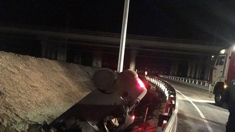 За прошедшие сутки 3 людям была оказана помощь спасателей при ДТП
