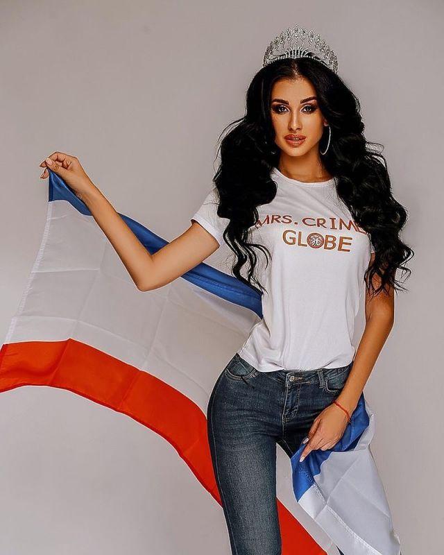 Крымчанка вошла в тройку самых красивых жён мира
