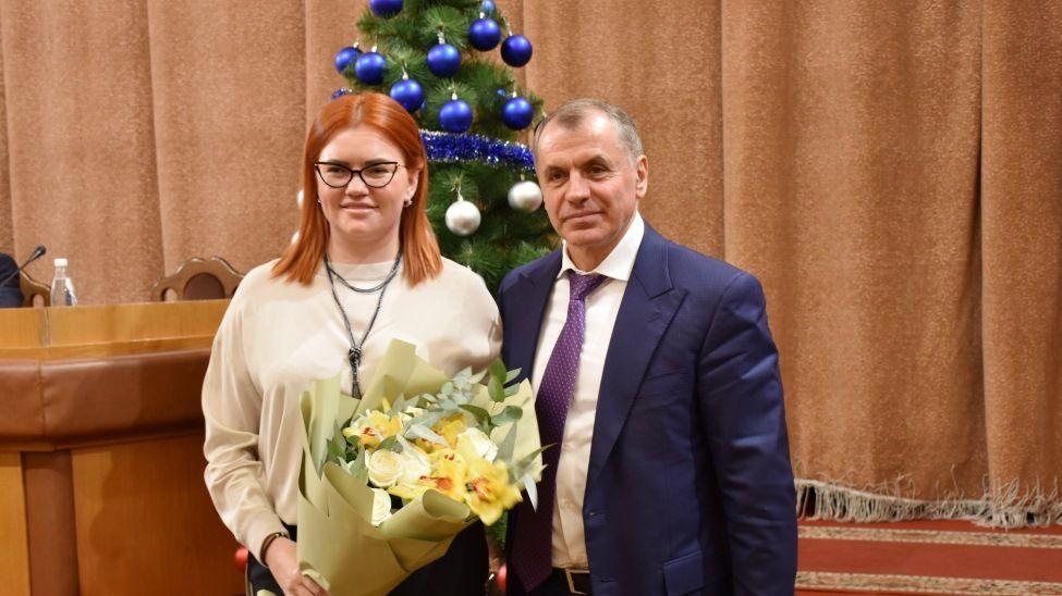 Олеся Харитоненко вновь избрана Председателем Ассоциации «Совет муниципальных образований Республики Крым»