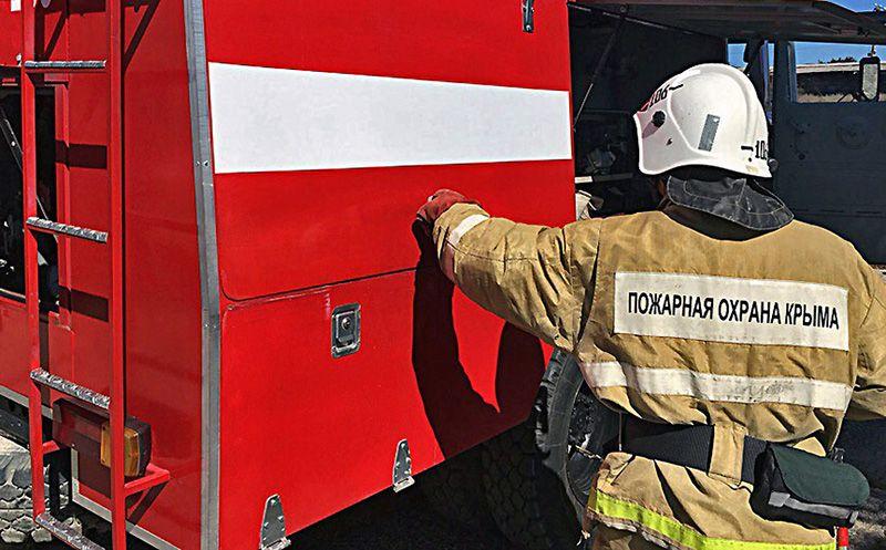В Крыму за неделю на пожарах погибли четыре человека