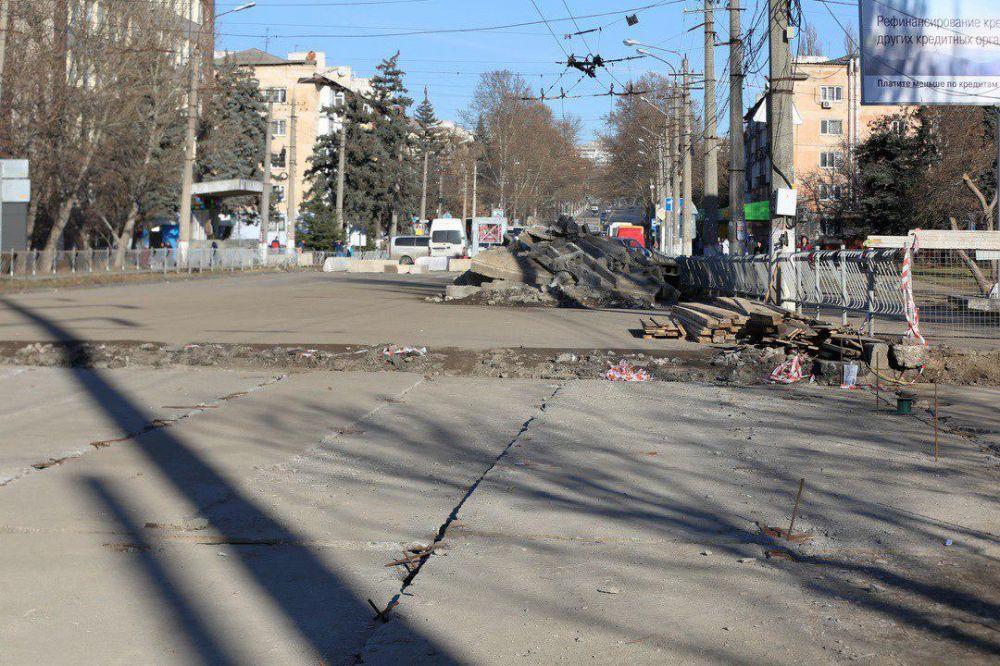 Мост на улице Гагарина в Симферополе отремонтируют к марту, а график работ утвердят до конца недели