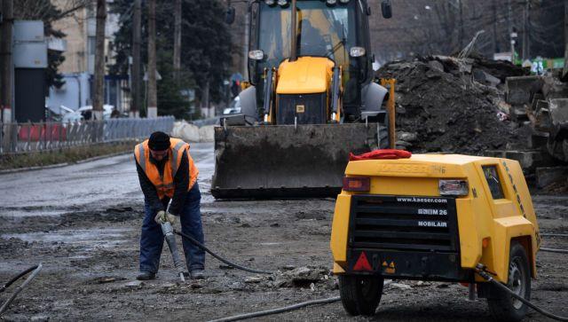 Названы новые сроки окончания ремонта моста на Гагарина в Симферополе