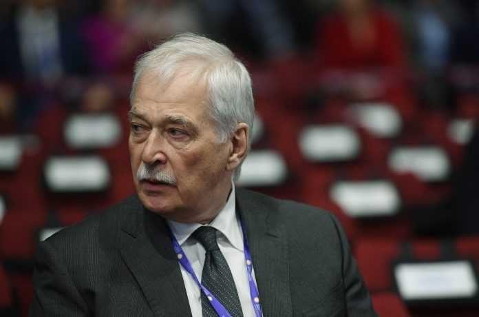 Грызлов подтвердил договоренность об обмене пленными между Киевом и Донецком