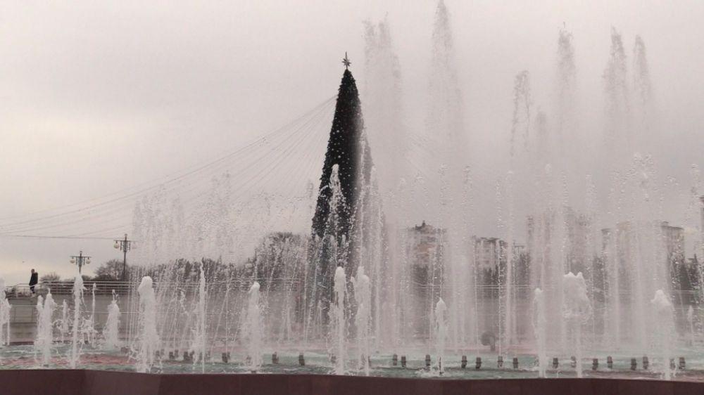 Первая очередь Парка Победы принята на баланс города
