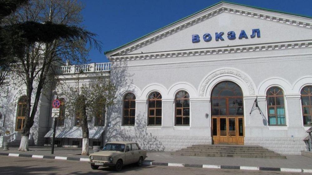 В Севастополе будут транслировать прибытие первого поезда из Санкт-Петербурга
