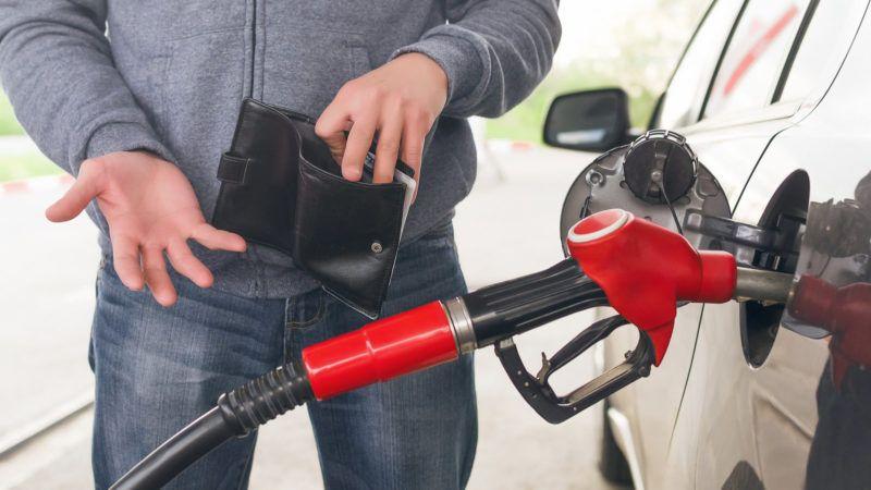 Как происходит ценообразование бензина на крымских заправках