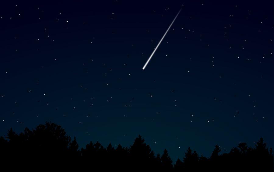 Российский спутник столкнулся с микрометеоритом