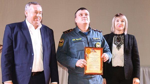 В Джанкойском районе состоялся праздничный концерт ко Дню спасателя Российской Федерации