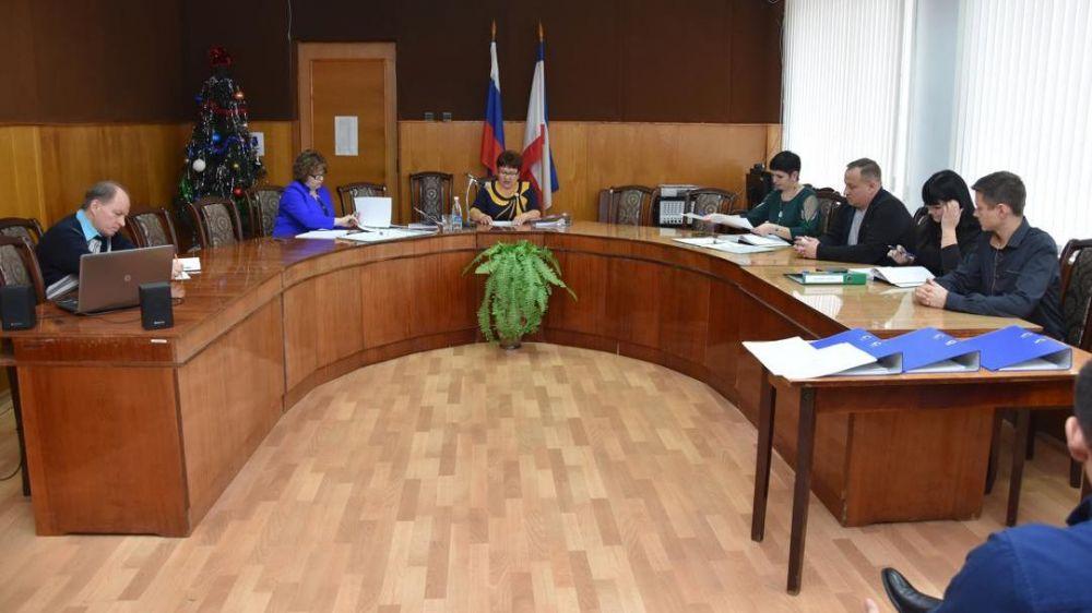 В Красноперекопском городском совете состоялась 12 очередная сессия