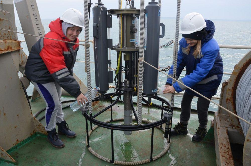 Севастопольские учёные вернулись из зимней экспедиции