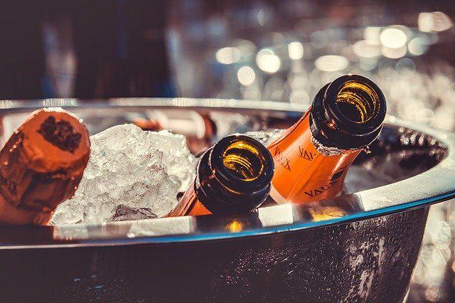 Крым и Севастополь попали в рейтинг регионов по популярности шампанского в новогодние праздники
