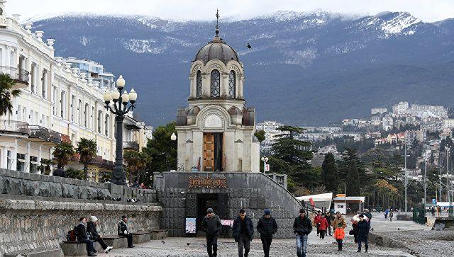 Крым активизирует международные контакты в 2020 году