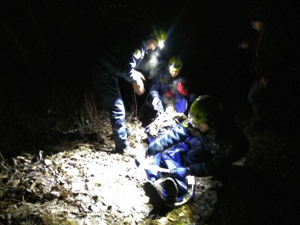 ЧП в районе Симферопольского водохранилища: нашли пожилого мужчину