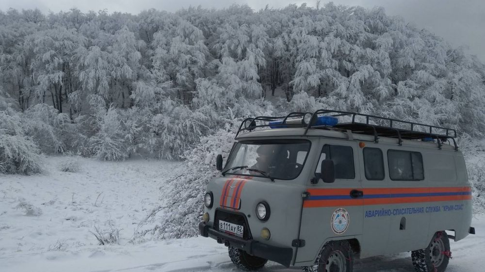 МЧС Республики Крым призывает: соблюдайте осторожность при зимних катаниях!
