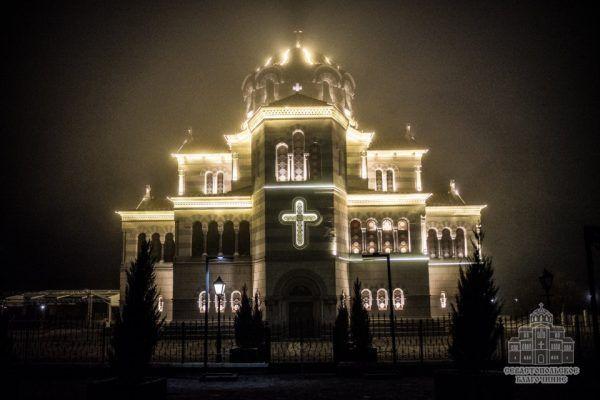 Рождество Христово в Севастополе. Расписание праздничных мероприятий благочиния