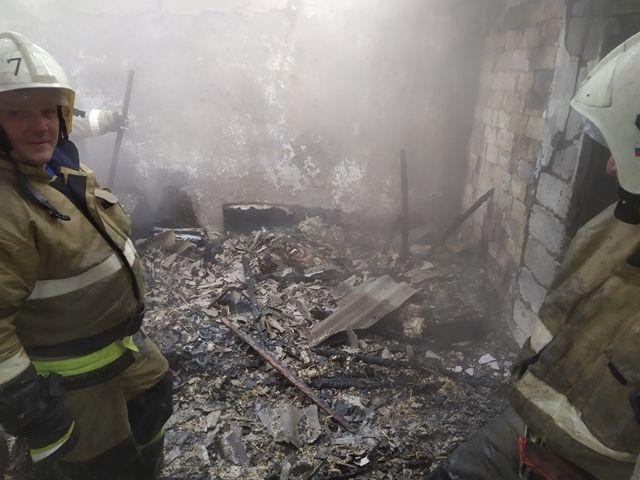 Минувшие сутки в Крыму — 4 пожара, без пострадавших