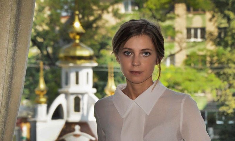Наталья Поклонская прокомментировала срывы рождественских богослужений на Украине