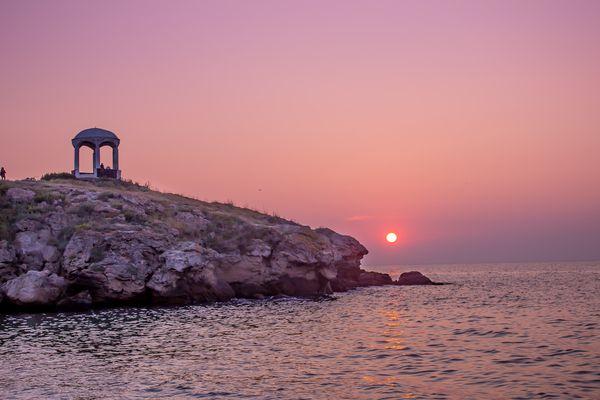 Щелкино вошел в ТОП-5 курортов Азовского моря