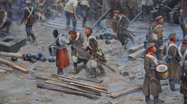 В Севастополе презентуют выставку о снабжении провизией солдат на Крымской войне