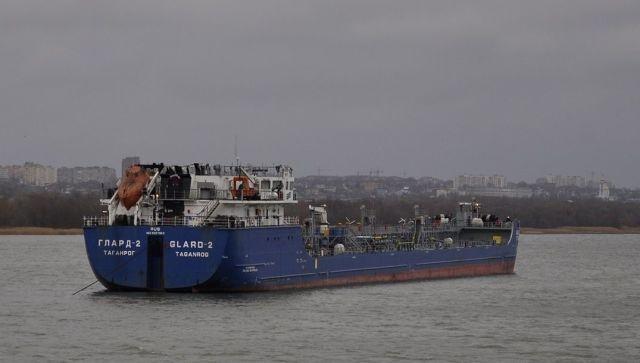 В Черном море танкер из России столкнулся с катером: есть пострадавшие