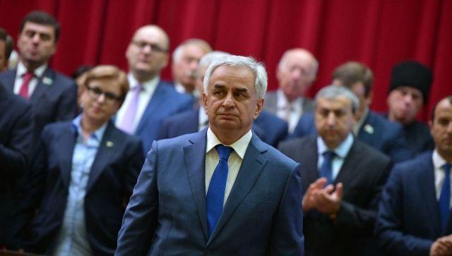 Президент Абхазии не собирается уходить в отставку из-за протестов