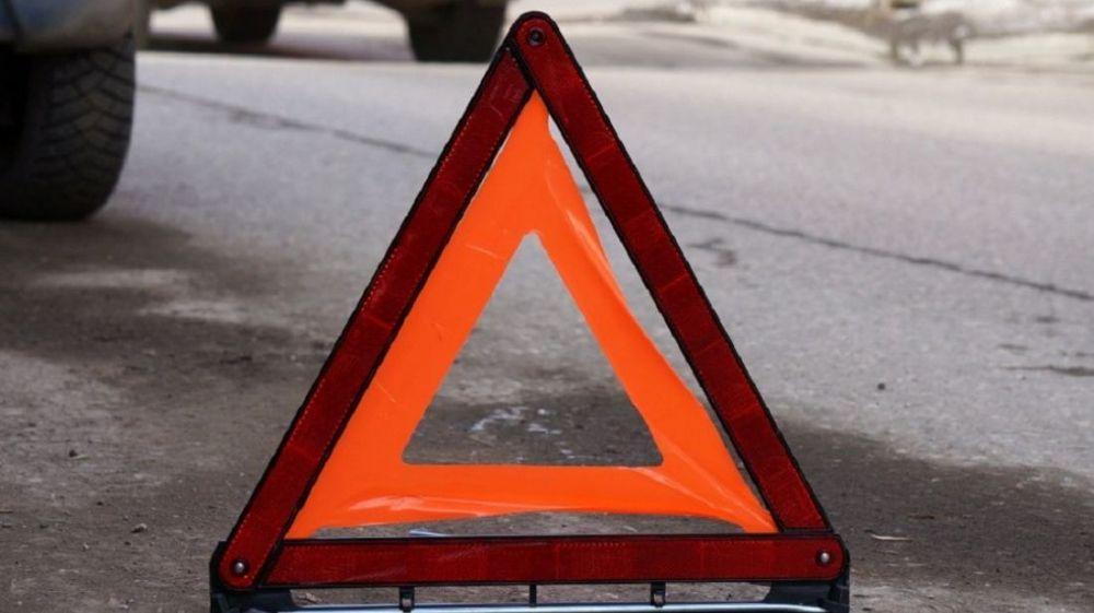 Сотрудники «КРЫМ-СПАС» оказали помощь в ликвидации последствий ДТП