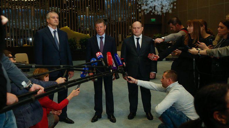 В Крыму выделят 20 га земли под строительство оптово-логистического центра