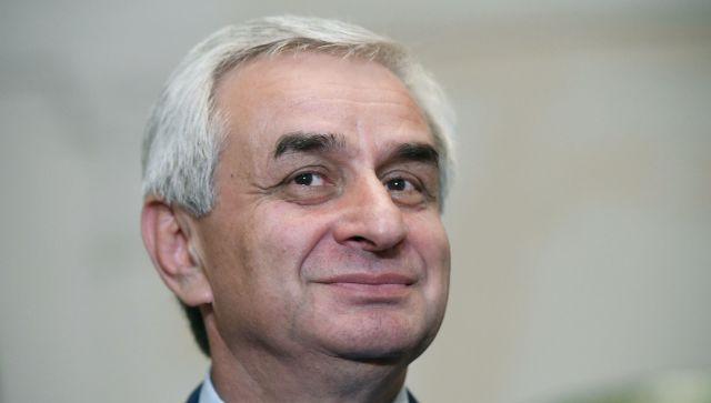 Политический кризис в Абхазии: заявление президента Хаджимба